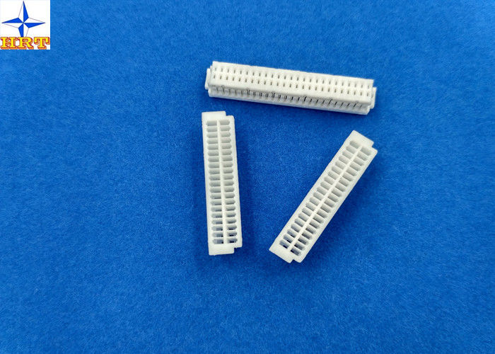 PA66 Material double Row 1mm Pitch  Connector, Wire  Crimp Board To Wire Connectors Sereis